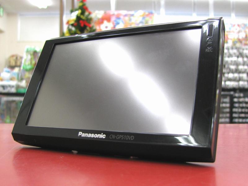 Panasonic SSDナビ CN-GP510VD| ハードオフ三河安城店