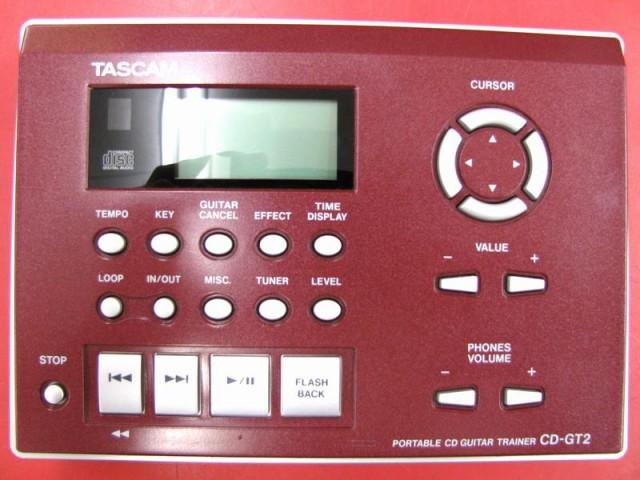 TASCAM ギタートレーナー CD-GT2| ハードオフ三河安城店