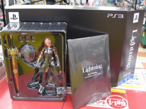 PS3 FF XⅢ -LIGHTNING ULTIMATE BOX-| ハードオフ三河安城店