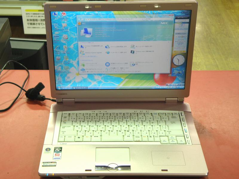 NEC ノートパソコン PC-LL560MG6PK| ハードオフ安城店