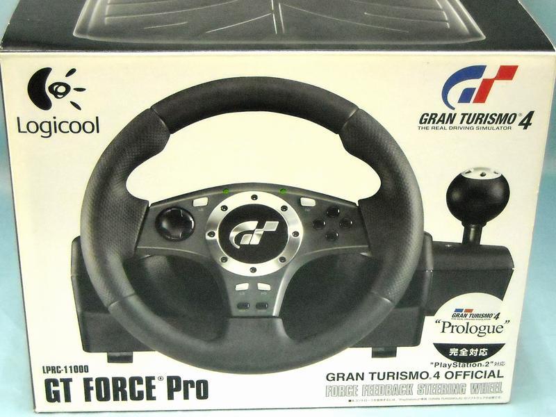 Logicool GT FORCE Pro コントローラー| ハードオフ西尾店