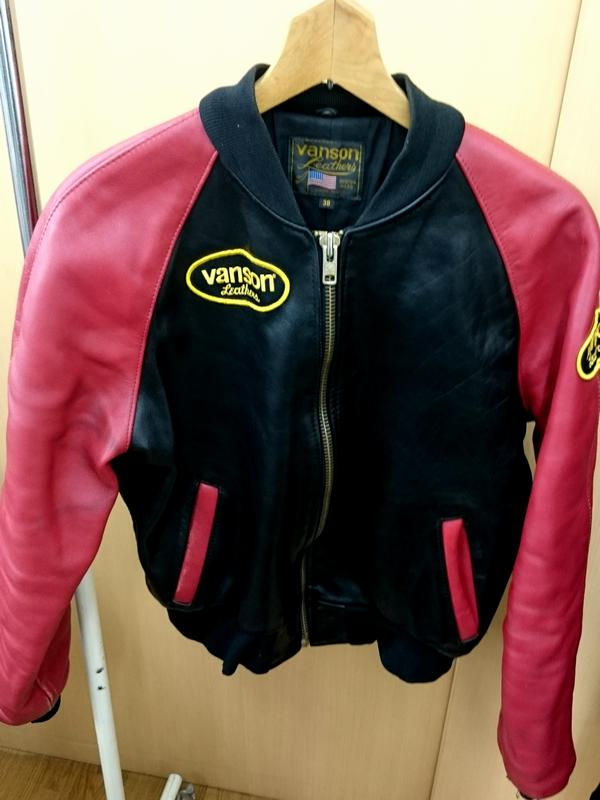 vanson ライダースジャケット| オフハウス西尾店