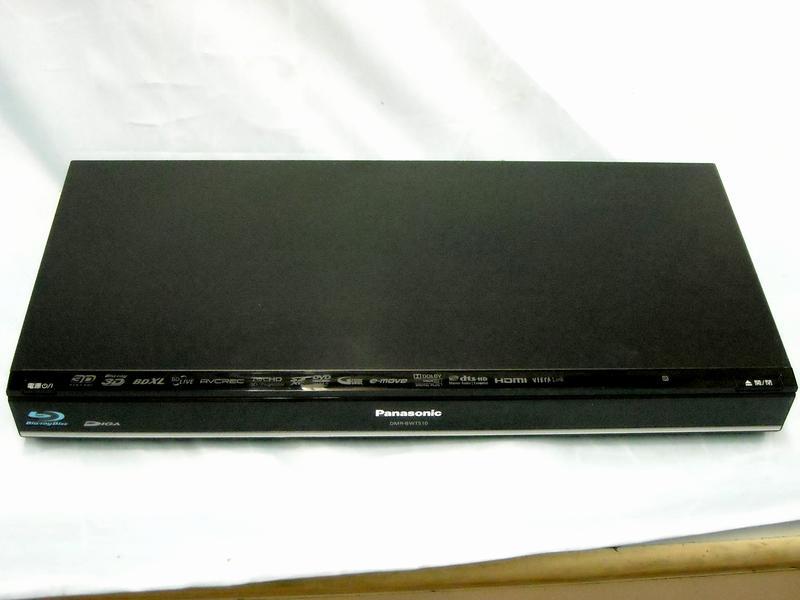 Panasonic BDレコーダー DMR-BWT510| ハードオフ西尾店
