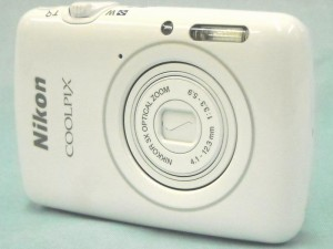 Nikon デジタルカメラ COOLPIX S01| ハードオフ西尾店