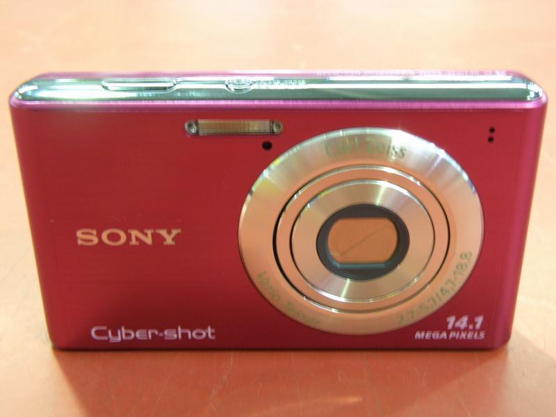 SONY デジタルカメラ DSC-W550| ハードオフ安城店