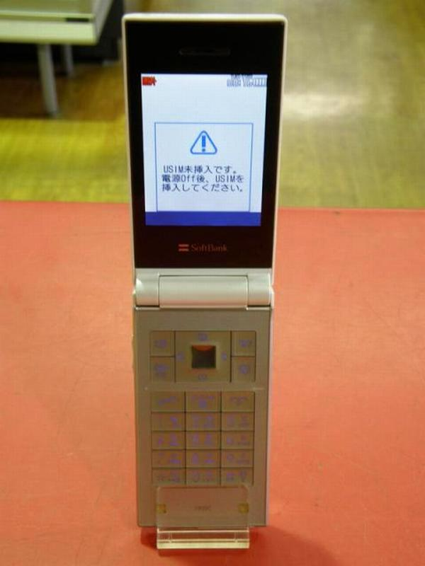 SoftBank 携帯電話 740SC| ハードオフ安城店