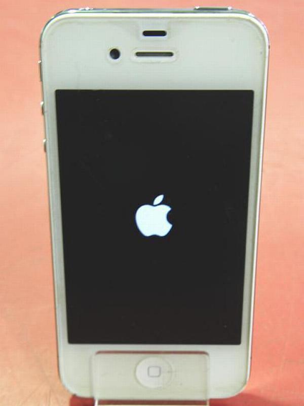 SoftBank Apple iPhone4S 64GB ホワイト| ハードオフ安城店