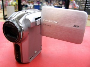Panasonic ビデオカメラ SDR-S100| ハードオフ三河安城店