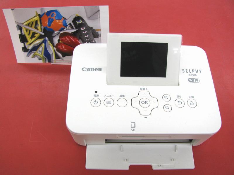 Canon フォトプリンター SELPHY CP910| ハードオフ三河安城店