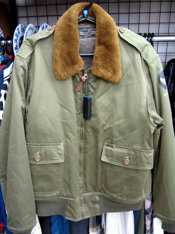 Buzz Rickson's B-10ジャケット| オフハウス三河安城店