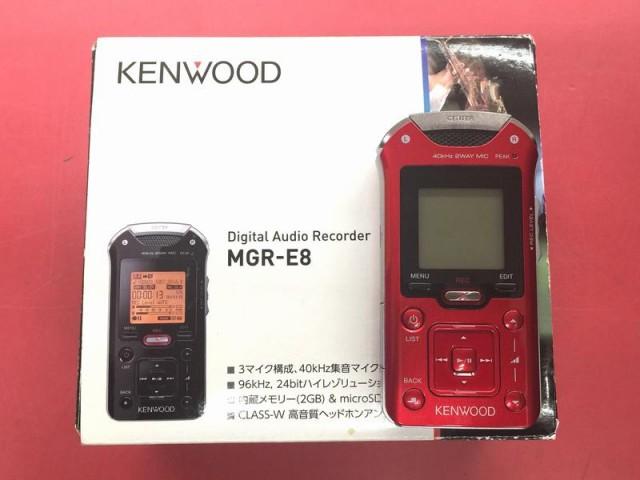 KENWOOD ICレコーダー MGR-E8| ハードオフ豊田上郷店