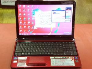 TOSHIBA ノートパソコン PT35146CSFR| ハードオフ安城店