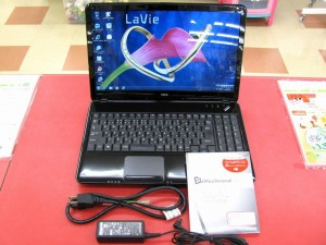 NEC ノートパソコン PC-LS150CS6B| ハードオフ三河安城店