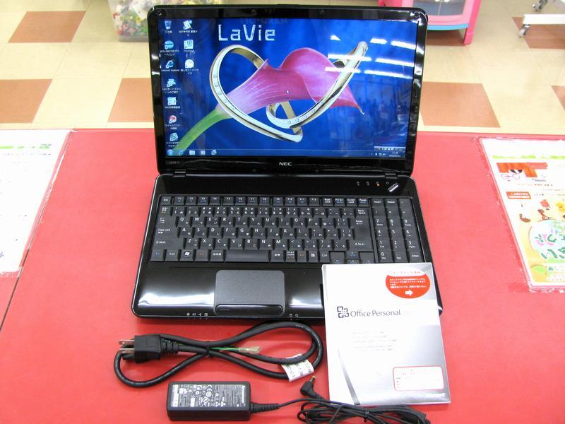 NEC ノートパソコン PC-LS150CS6B  ハードオフ三河安城店