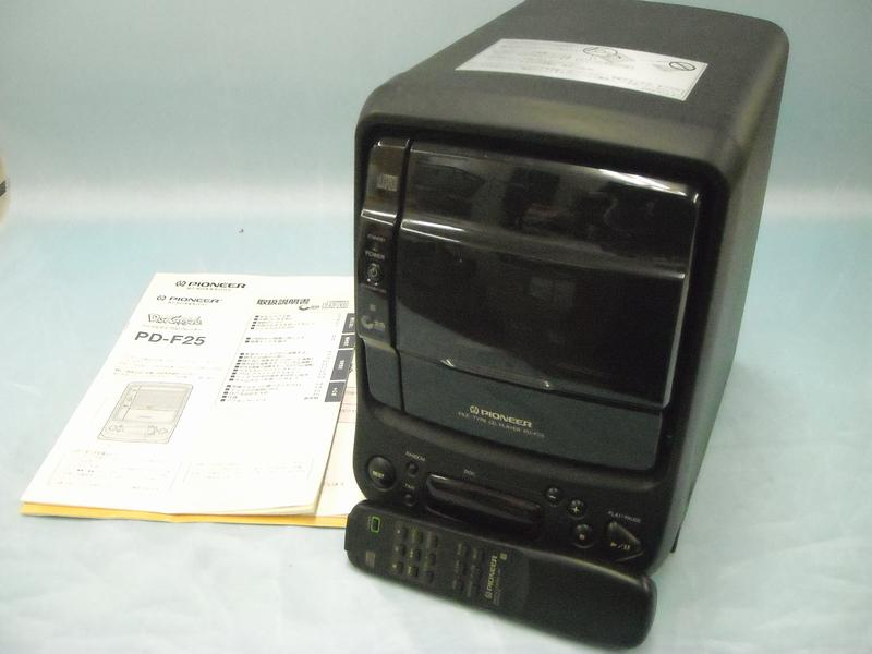 Pioneer CDプレーヤー PD-F25| ハードオフ西尾店