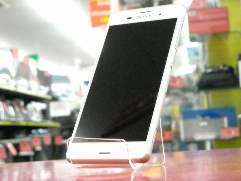 docomo SONY スマートフォン SO-01G| ハードオフ西尾店