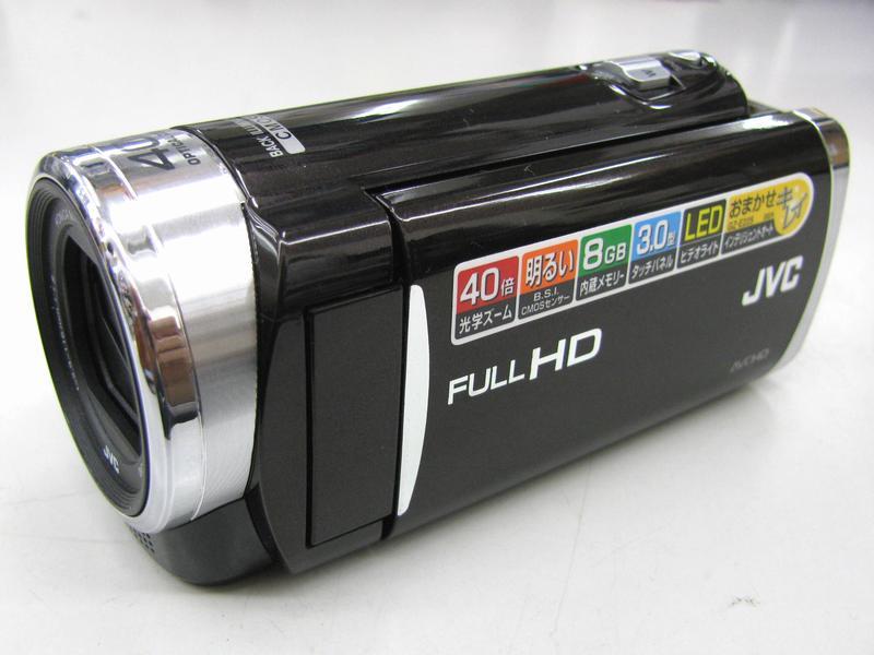 JVC FULL HDムービー GZ-E225-T| ハードオフ三河安城店