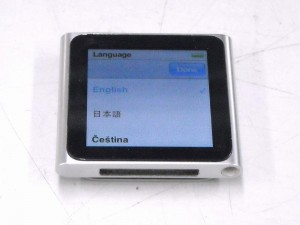 Apple iPod nano 8GB MC525J/A| ハードオフ西尾店