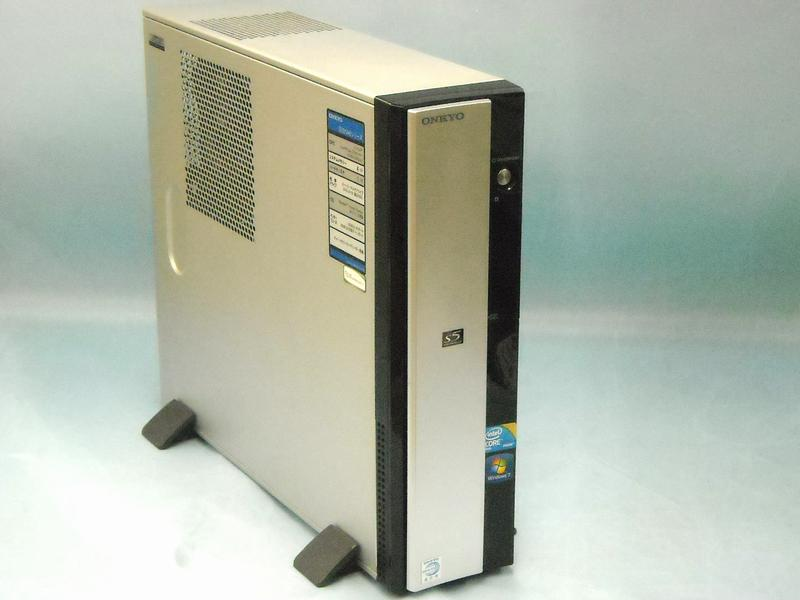 ONKYO デスクトップパソコン S505A6B| ハードオフ西尾店