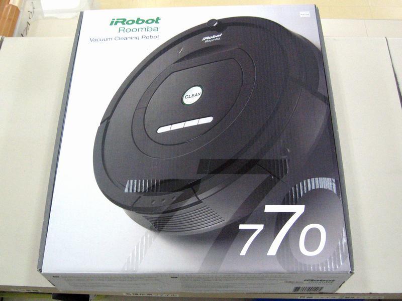 iRobot ルンバ770  オフハウス三河安城店