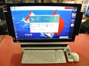 FUJITSU パソコン FMVLXD90DG| ハードオフ安城店