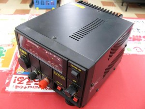 ALINCO 直流安定化電源 DM-310MV| ハードオフ三河安城店