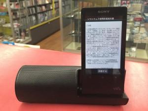 SONY ウォークマン NW-F806K| ハードオフ豊田上郷店