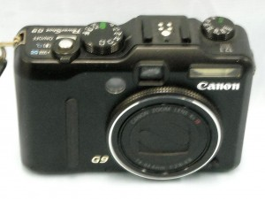 Canon デジタルカメラ PowerShot G9| ハードオフ西尾店