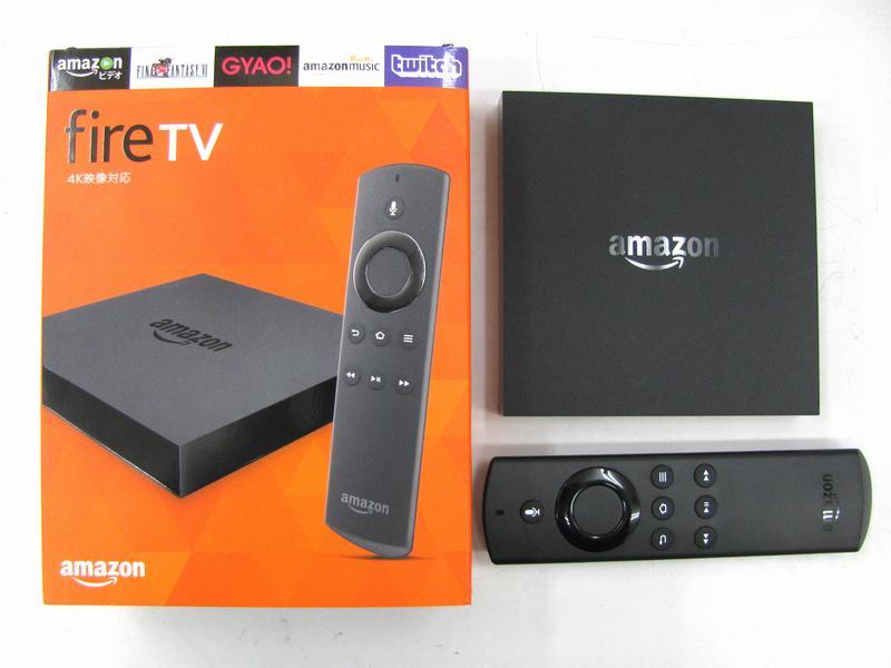 Amazon Fire TV DV83YW入荷しました。| ハードオフ三河安城店