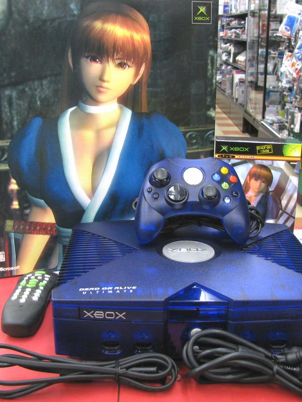XBOX かすみちゃんブルー入荷しました!  ハードオフ三河安城店