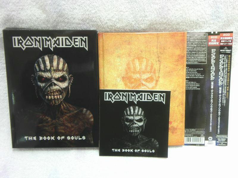 CD 魂の書-ザ・ブック・オブ・ソウルズ-  ハードオフ安城店