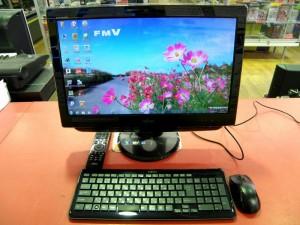 FUJITSU デスクトップパソコン FMVE30ETB| ハードオフ安城店