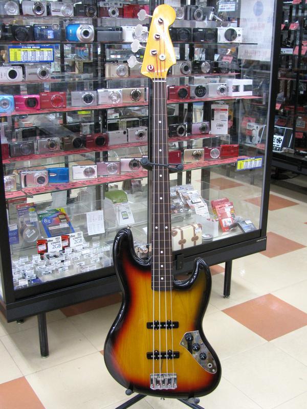 Fender Japan ベース JB62-FL| ハードオフ三河安城店