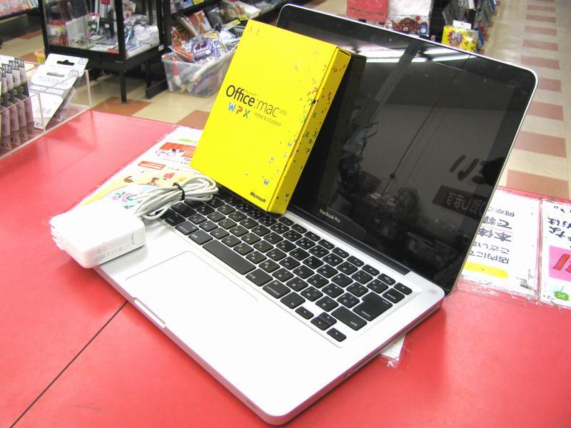 Apple MacBook Pro MD313J/A| ハードオフ三河安城店