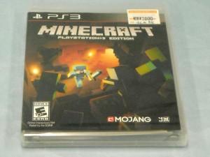 PS3ソフト マインクラフト| ハードオフ西尾店