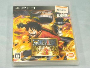 PS3ソフト ワンピース海賊無双3| ハードオフ西尾店