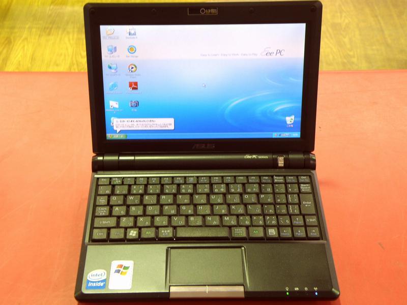 ASUS ノートPC EEEPC900-BF004X  ハードオフ安城店