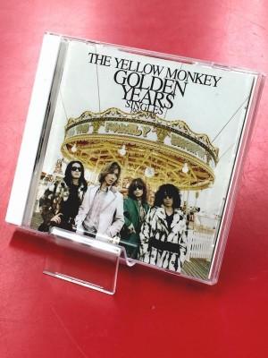 THE YELLOW MONKEY/GOLDEN YEARS SINGLES 1996-2001| ハードオフ豊田上郷店
