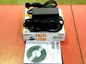 GROOVY HDD簡単接続セット UD-505SA| ハードオフ安城店