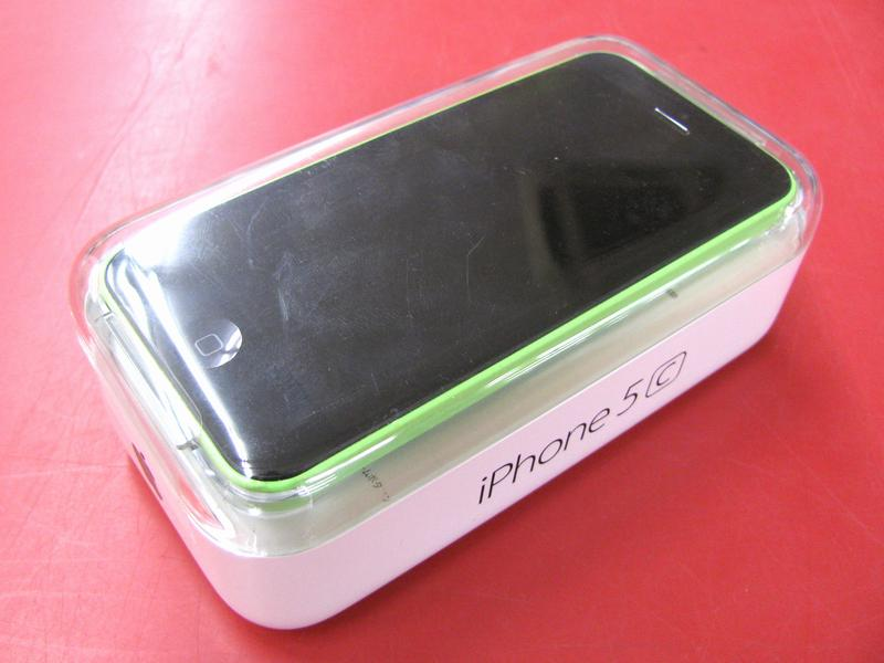 Apple SoftBank iPhone5C 16GB ME544J/A| ハードオフ三河安城店