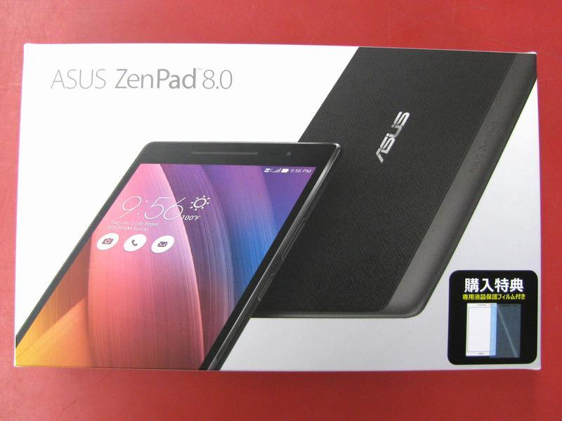 ASUS タブレット端末 Z380KL-BK16  ハードオフ三河安城店