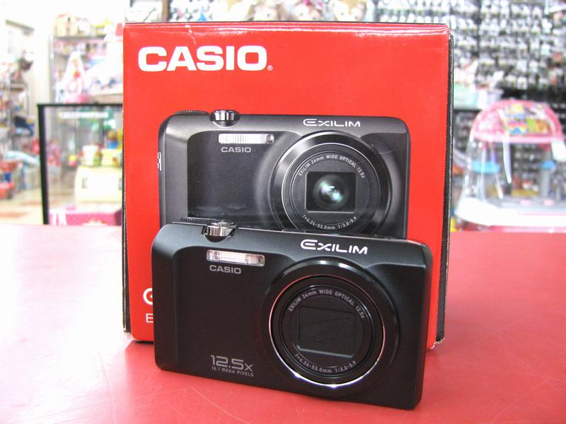 CASIO デジタルカメラ EX-H30| ハードオフ三河安城店