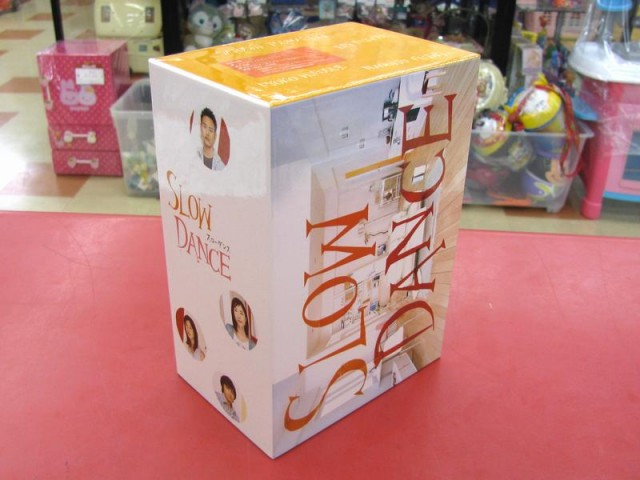 スローダンス DVD-BOX入荷しました。  ハードオフ三河安城店