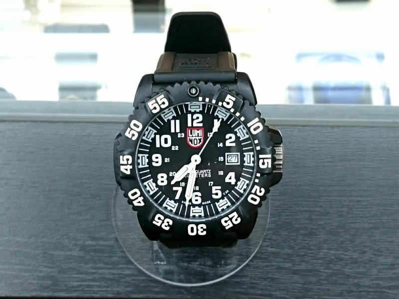 ルミノックス ネイビーシールズ 腕時計| オフハウス西尾店