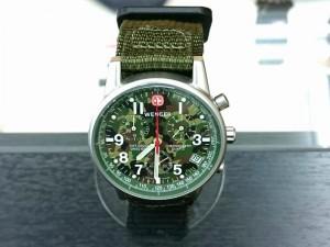 ウェンガー 腕時計 クロノグラフ| オフハウス西尾店