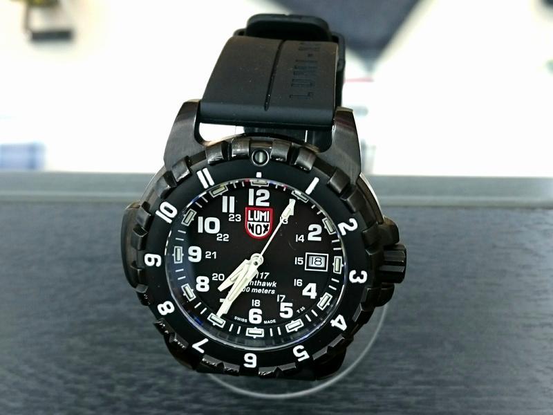 ルミノックス 腕時計 ナイトホーク| オフハウス西尾店