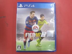 PS4ゲームソフト FIFA 16| ハードオフ三河安城店