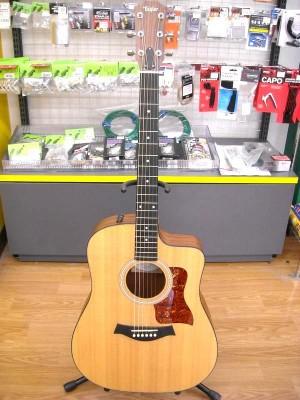 Taylor エレアコギター 110ce買取!| ハードオフ西尾店