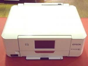 EPSON インクジェット複合機 EP-807AW| ハードオフ安城店