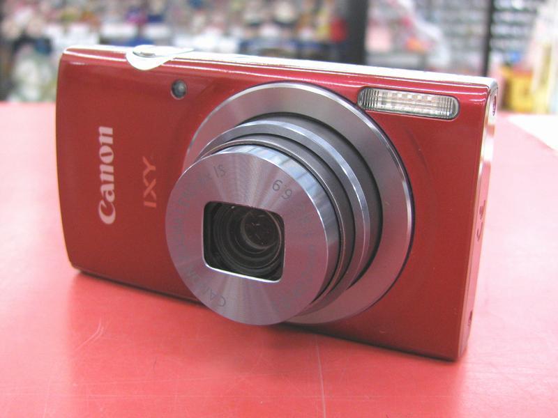 Canon デジタルカメラ IXY160| ハードオフ三河安城店